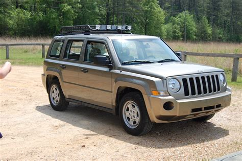 Jeep Patriot Models 2007 Jeep Patriot Pictures Information And Specs Auto
