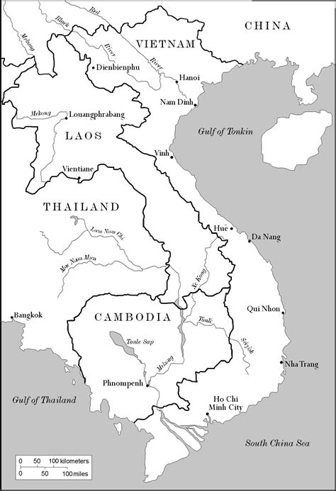 printable maps vietnam maps of asia page 2