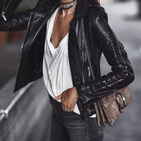 Rock Chic Biker Meets Beatnik In Lace And Leather by 9388 Best Images About Rock N Roll Style On