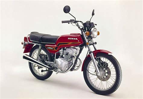 Honda Motorrad Alte Modelle by Honda Cb 125 T 1977 1986 Schicke Drehorgel