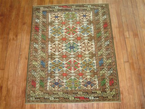 colorful rugs for sale colorful antique caucasian rug for sale at 1stdibs
