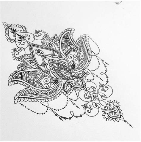 tattoo lotus flower mandala lotus flower mandala design tattoo pinterest lotus