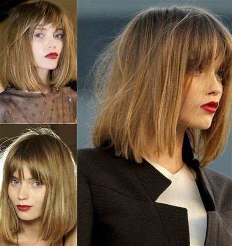 Hairstyles For Fine Hair Long Bob | 30 latest short hairstyles for winter 2018 best winter