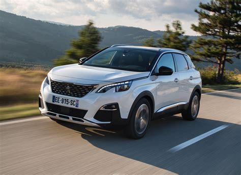 peugeot car of the year news peugeot 3008 named 2017 s european car of the year