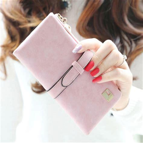 Dompet Panjang Pink dompet kulit wanita model panjang pink jakartanotebook