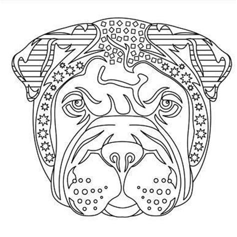 coloring pages adults easy dogs coloring book for adults and dog lovers best hand