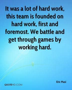 hard work quotes team quotesgram