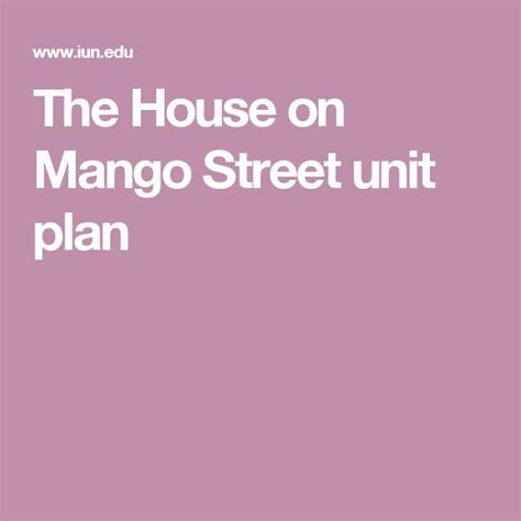 The House On Mango Essay by Best 25 The House On Mango Ideas On 8th St Classic Books And