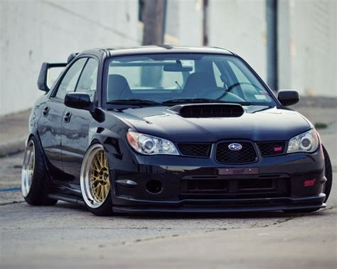 tuned subaru impreza 25 best ideas about subaru sti 2006 on 2006