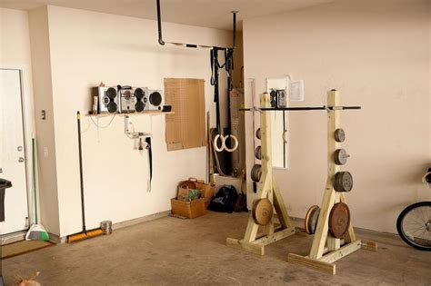 4x4 squat stand crossfit brand x forum garage 1