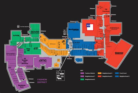 potomac mills mall map complete list of stores located at potomac mills 174 a shopping center in woodbridge va a