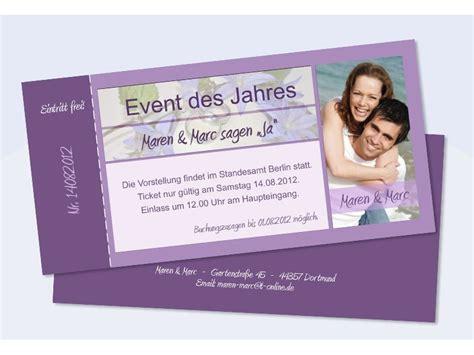 Einladung Hochzeit Karte by Einladungskarte Hochzeit Lila Vip Event Des Jahres