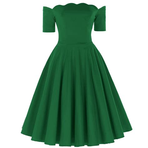 green swing dress green red black dress off shoulder dresses short sleeve