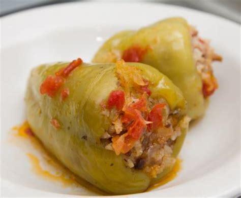 cucina ungherese ricette peperoni ripieni ungheresi la ricetta per preparare i