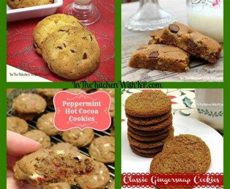 in the kitchen with kp 18 delicious cookie recipes perfect for a holiday cookie exchange in