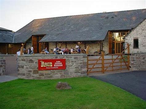 The Barn Cafe The Barn At Brynich Restaurant In Brecon Powys