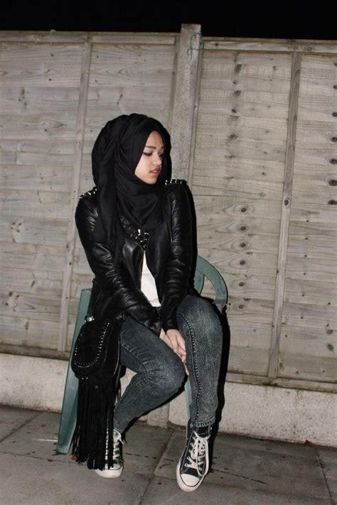 Hi Waist Cewek different styles and ways of wearing them hijabiworld