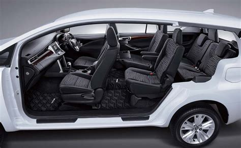 Toyota Avanza Seating Capacity New Toyota Innova Will Debut At Auto Expo 2016 Launch By