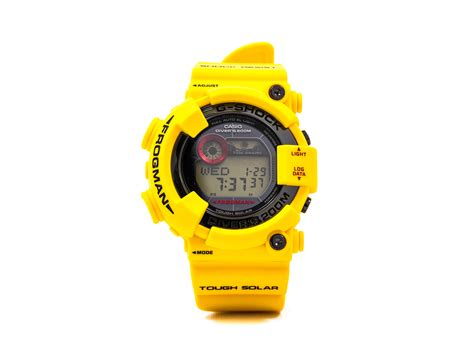 Casio G Shock Gf 8230e 9dr live photos g shock frogman gf 8230e 9 lightning yellow