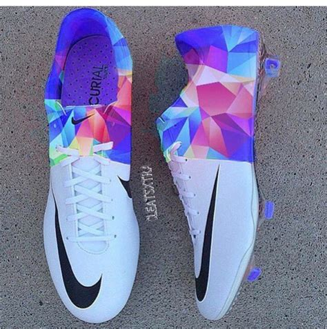 shoes nike soccer cleats multicolor football boots