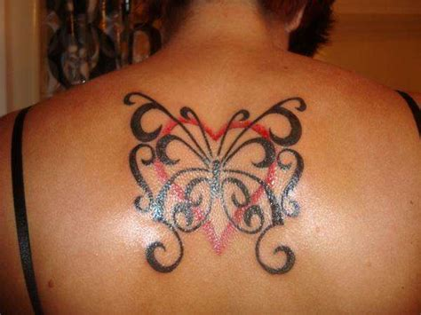 tattoo butterfly and heart tribal tattoo designs best tattoo 2014 designs and