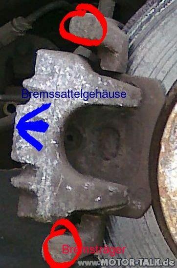 Bremsen Wechseln Audi A3 by Bremssattel Hinten 62047 Bremsbel 228 Ge Und Scheiben Hinten