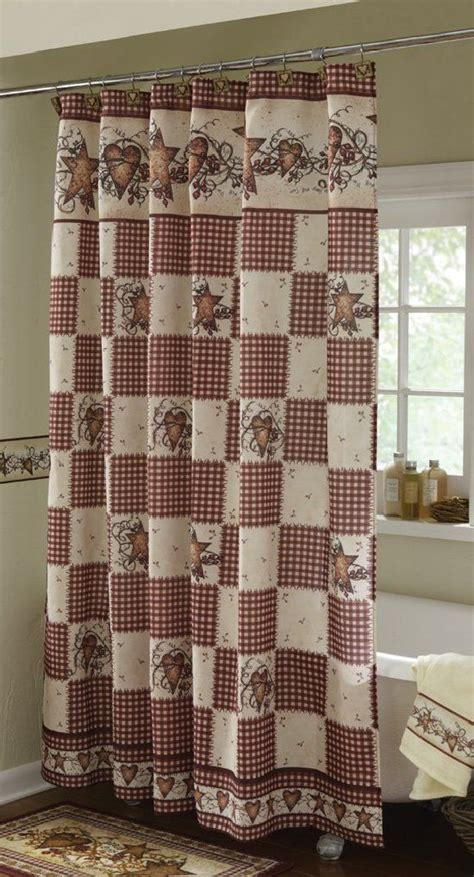 country shower curtains and accessories 17 best ideas about country shower curtains on pinterest