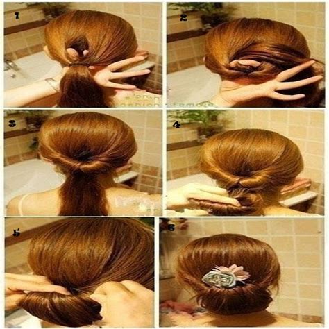 hair steila simpl is pakistan quick and easy hairstyle tutorials