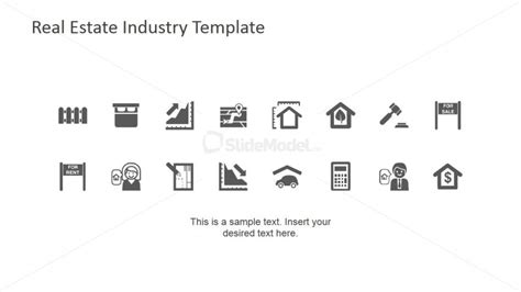 real estate powerpoint template presentationgo com real estate icons for powerpoint slidemodel