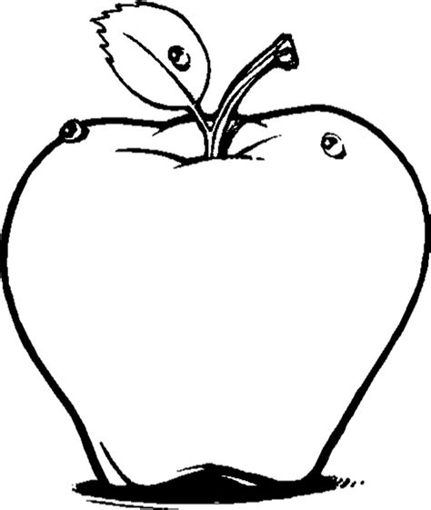apple coloring page for preschoolers apple coloring pages for preschoolers az coloring pages