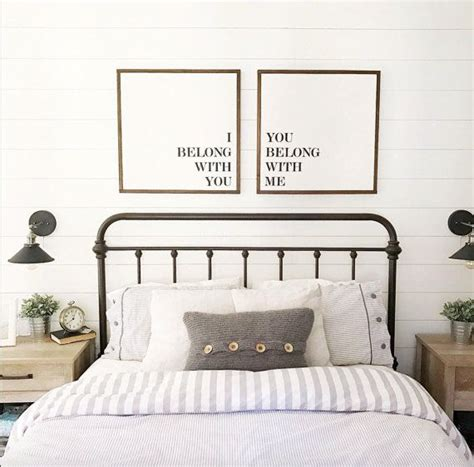 wall signs for bedroom best 25 farmhouse master bedroom ideas on pinterest
