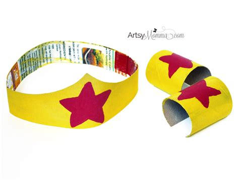 Gold Paint Colors imaginative play with kids diy wonder woman tiara and