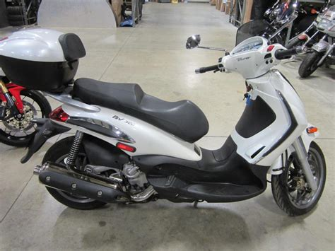 piaggio bv 500 motorcycles for sale