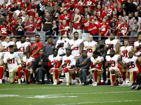 Nfl Players Arrest Records Unsportsmanlike Conduct Many Nfl Protesters Lengthy Arrest Records