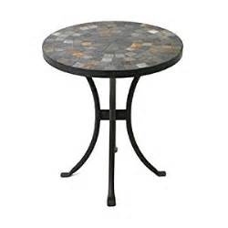 Small Mosaic Patio Table by Amazon Com Outdoor Interiors Llc 31625 Mosaic Side Table