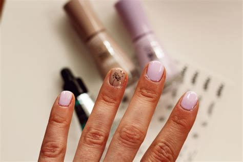 new from bourjois nail art tattoos hand and feet nail