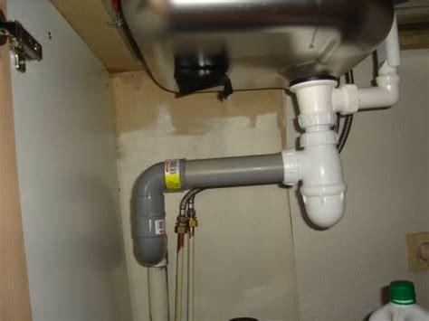 Branchement Lave Vaisselle Sous Evier by Ajout Lave Vaisselle Sous 233 Vier