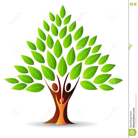 Family Tree Logo Family Heart Tree Symbols Parent Kid Parenting Care Health Education Set Icon Tree Logo Setpeople Logo Setfamily
