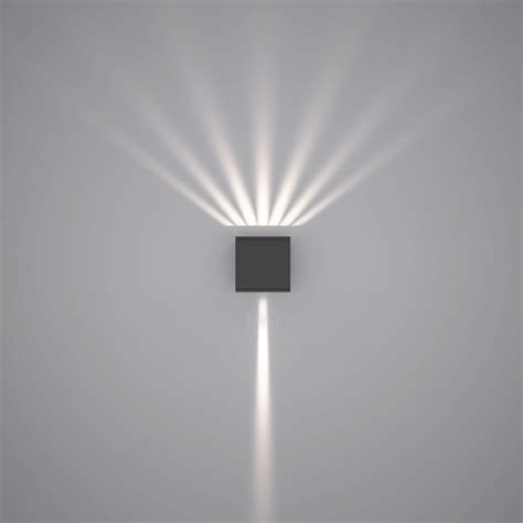 Xu716 Lu Sunix 6w Led Wall Updown Light Hotel L surface luminaires matrix wall light www ligmanlightingusa