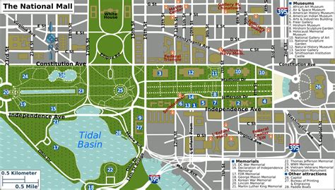 washington dc city layout map file national mall district map png wikimedia commons