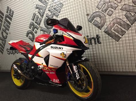 Suzuki Crescent Paintwork Galleries Machine