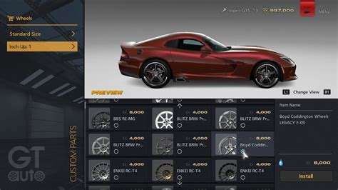 Forza 6 Schnellstes Drag Auto by Gran Turismo 6 Impresiones Jugables Ps3