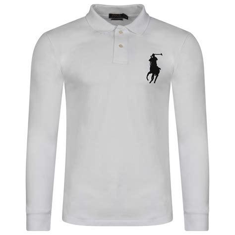 Sleeve Polo ralph polo shirt sleeve big pony custom fit