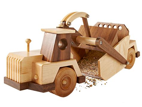 woodworking plans for toys construction grade scraper woodworking plan from wood magazine