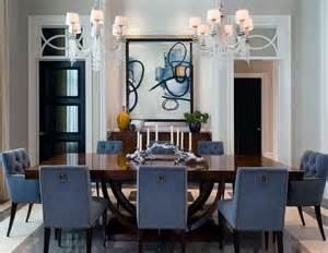 Decorating Model Homes dining amp kitchen tables transitional dining room