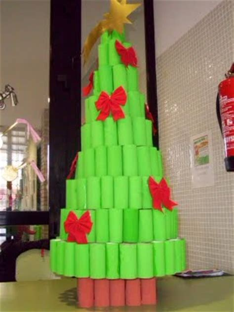 arboles navidad reciclados especial de navidad 193 rboles de navidad reciclados