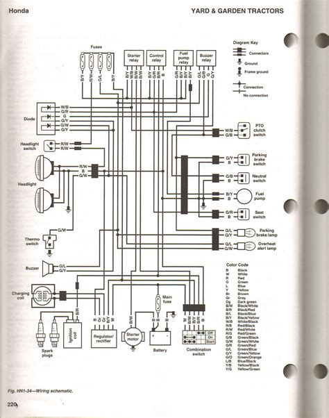 wiring diagram ht 4514 honda honda clutch diagram wiring