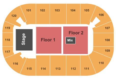 seating chart agganis arena two door cinema club boston tickets 2016 two door cinema