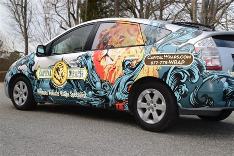 cool wrapped cars cool car wrap for capital wraps capital wraps