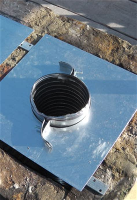 Chimney Liner Puller - how to install a flue liner real hints and tips